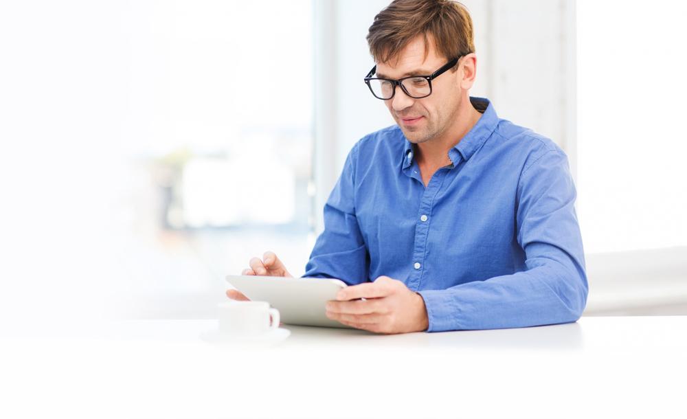 Flexibelt – Tillgång till samtlig information när som helst